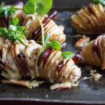 Pommes de terre façon raclette
