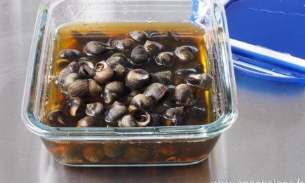 Bigorneaux au curry – recette iodée pour un apéro bord de mer