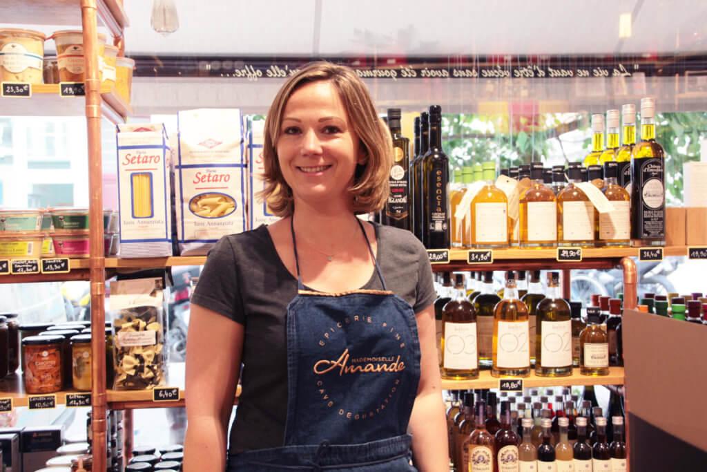 épicerie Mademoiselle AMANNDE Vincennes