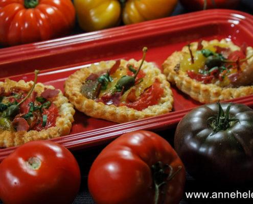 nini tarte à la tomate