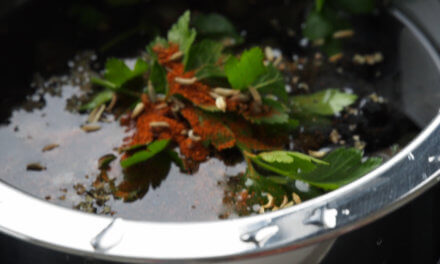 Bigorneaux pimentés