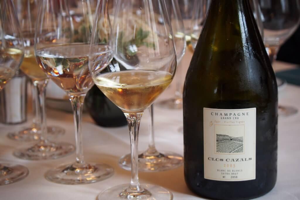 Champagne Le Clos 2005
