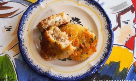 Fish cakes / gâteau de poisson