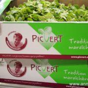 Emballage de la marque Picvert