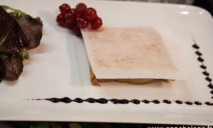 Comment éviter l'oxydation d'une tranche  de foie gras  ?