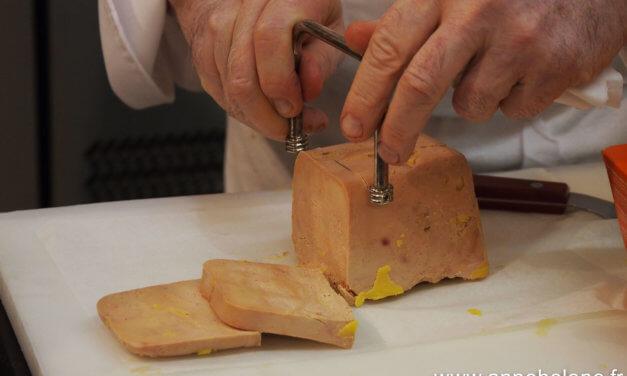 Comment trancher un foie gras ?