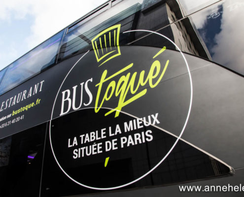 bus toqué paris