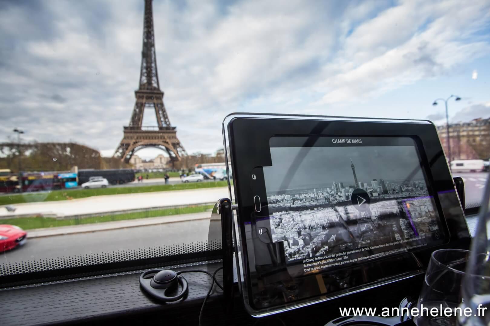 Le Bus Toqu D Couvrez Paris Tout En Savourant De Jolis