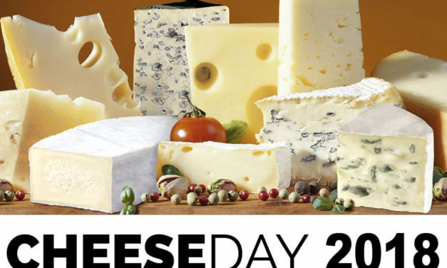 CHEESE DAY 2018, le 19 mars 2018