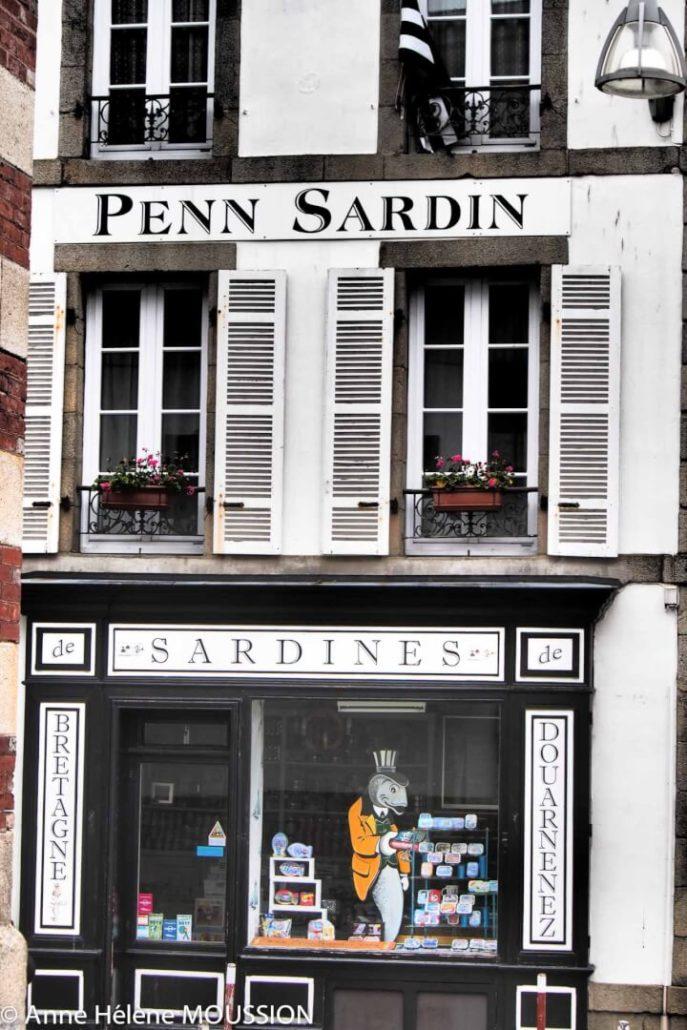 Boutique Penn Sardin