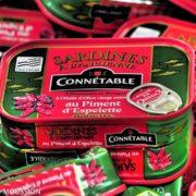 Usine de boite de sardines à lhule