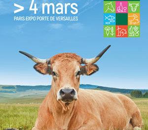 2 invitations à vous offrir pour le Salon de l'agriculture.