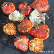 recette de tomates cuites au four
