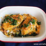 Curry de poisson au lait de