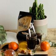 Jeu concours café moulu Velours Noir