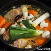 Poule au pot recette simple