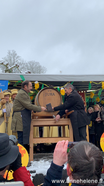 Percée du vin jaune 2019
