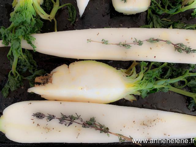 légumes végan