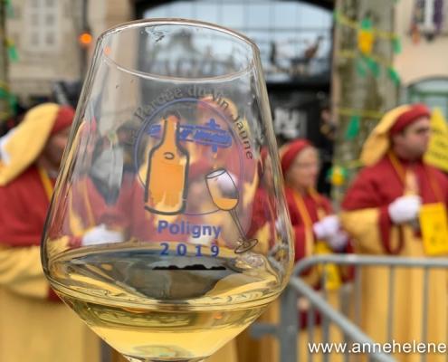 percée vin jaune 2019