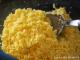 jaune d'oeuf mimosa