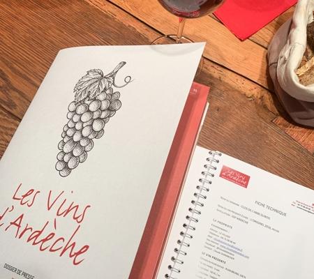 Vin d'Ardèche