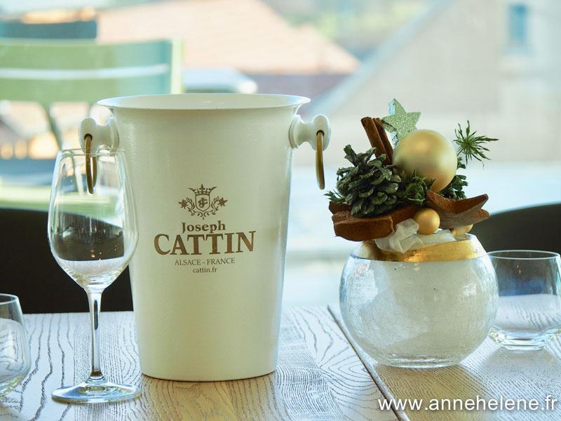 Maison Cattin vignoble Alsacien