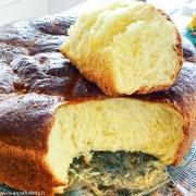 recette de brioche au beurre