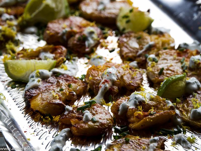 recette de pommes de terre simple à cuisiner